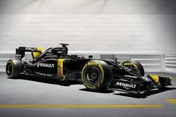 Renault Sport Formula One Team - R.S.16