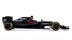 McLaren MP4-31 - Honda RA616H