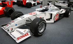 Lucky Strike BAR F1 Team