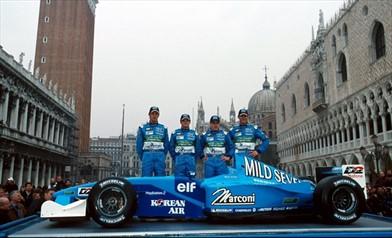Benetton Renault