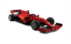 Scuderia Ferrari Mission Winnow SF90