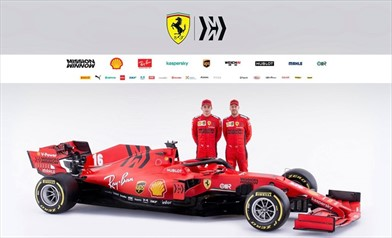 Scuderia Ferrari Mission Winnow - SF1000