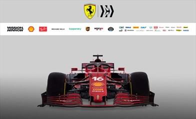 Ferrari SF21