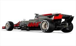 Haas F1 Team - VF17