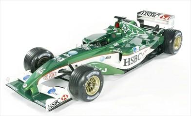 Jaguar Racing R4
