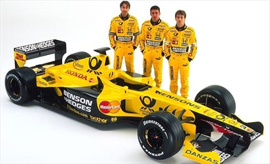 Jordan Grand Prix Honda