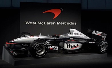 McLaren Mercedes Int. Ltd