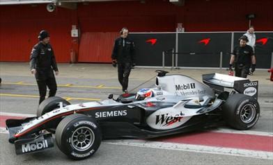 McLaren MP4-20