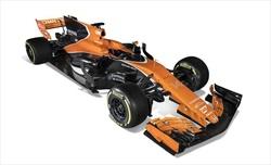McLaren Honda F1 Team MCL32