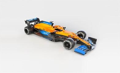 McLaren F1 Team MCL35