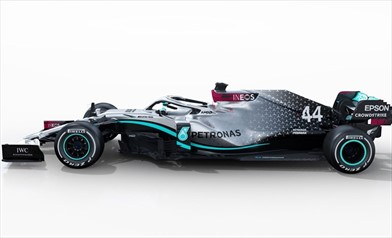 Mercedes AMG Petronas Formula One Team