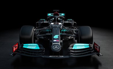 Mercedes GP W12