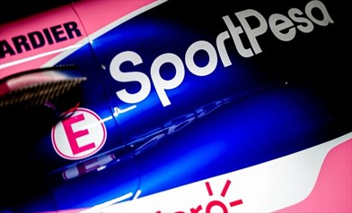 SportPesa Racing Point F1 Team RP19