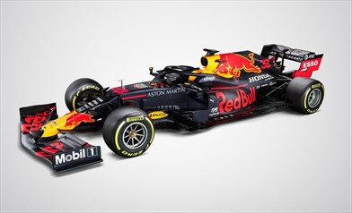 Aston Martin Red Bull Racing RB16
