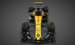 Renault Sport Formula One Team - RS17