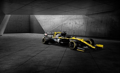 Renault F1 Team - RS20