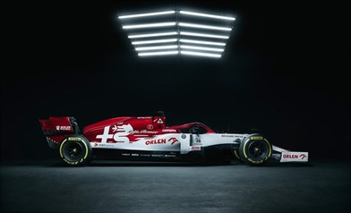 Alfa Romeo Racing C39