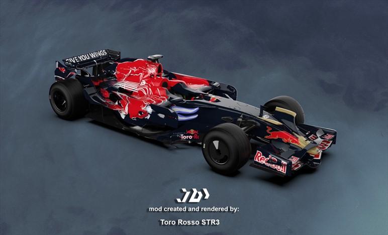 Foto Toro Rosso