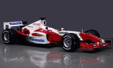 Toyota TF104