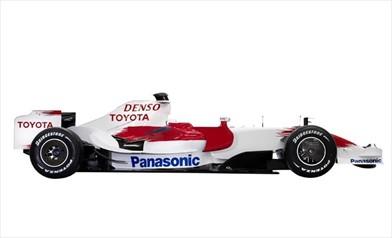 Toyota TF108